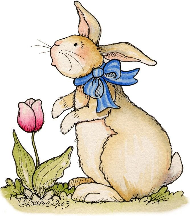 best easter graphics. Bunny clipart shabby chic