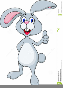 Bunny clipart animated. Easter free images at