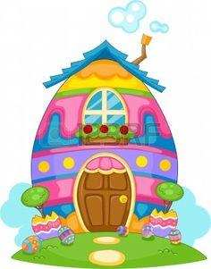 Easter egg basket png. Bunny clipart home