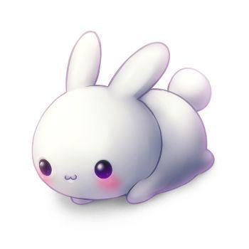 And anime. Bunny clipart kawaii