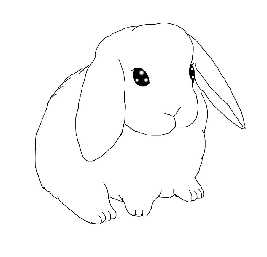 Bunnies clipart mini lop.  collection of rabbit