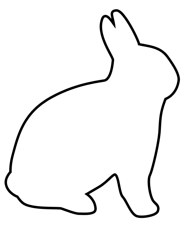 Free rabbit images download. Bunny clipart printable
