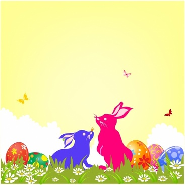 Bunny clipart vector. Easter face free download