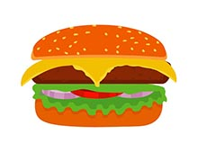 Burger clipart. Search results for clip