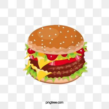 Images png format clip. Burger clipart animasi