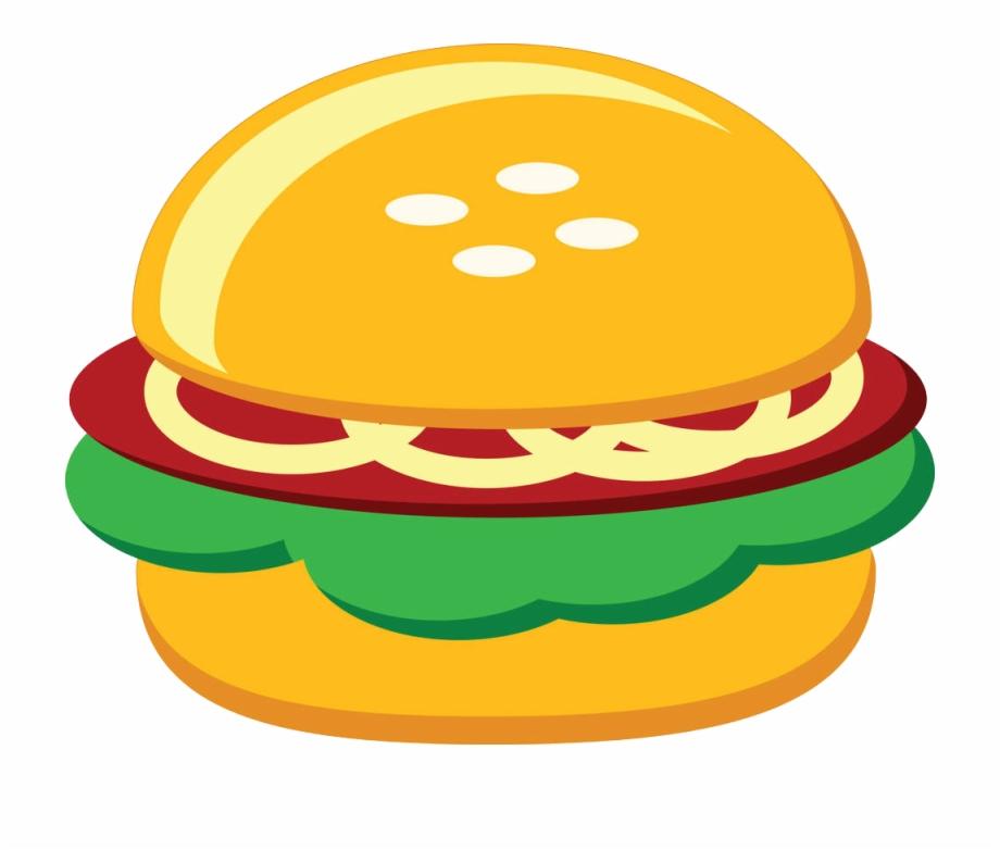 Burger clipart animasi. Royalty free hamburger fast