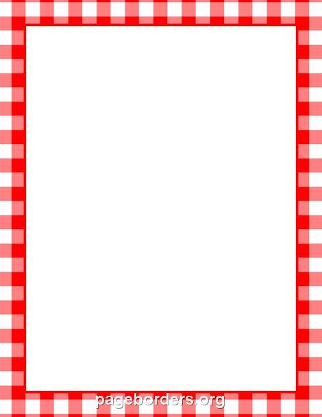 best picnic images. Burger clipart border