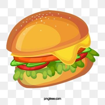 Cheeseburger clipart burge. Burger png vector psd