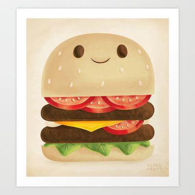 Burger clipart building.  best art images