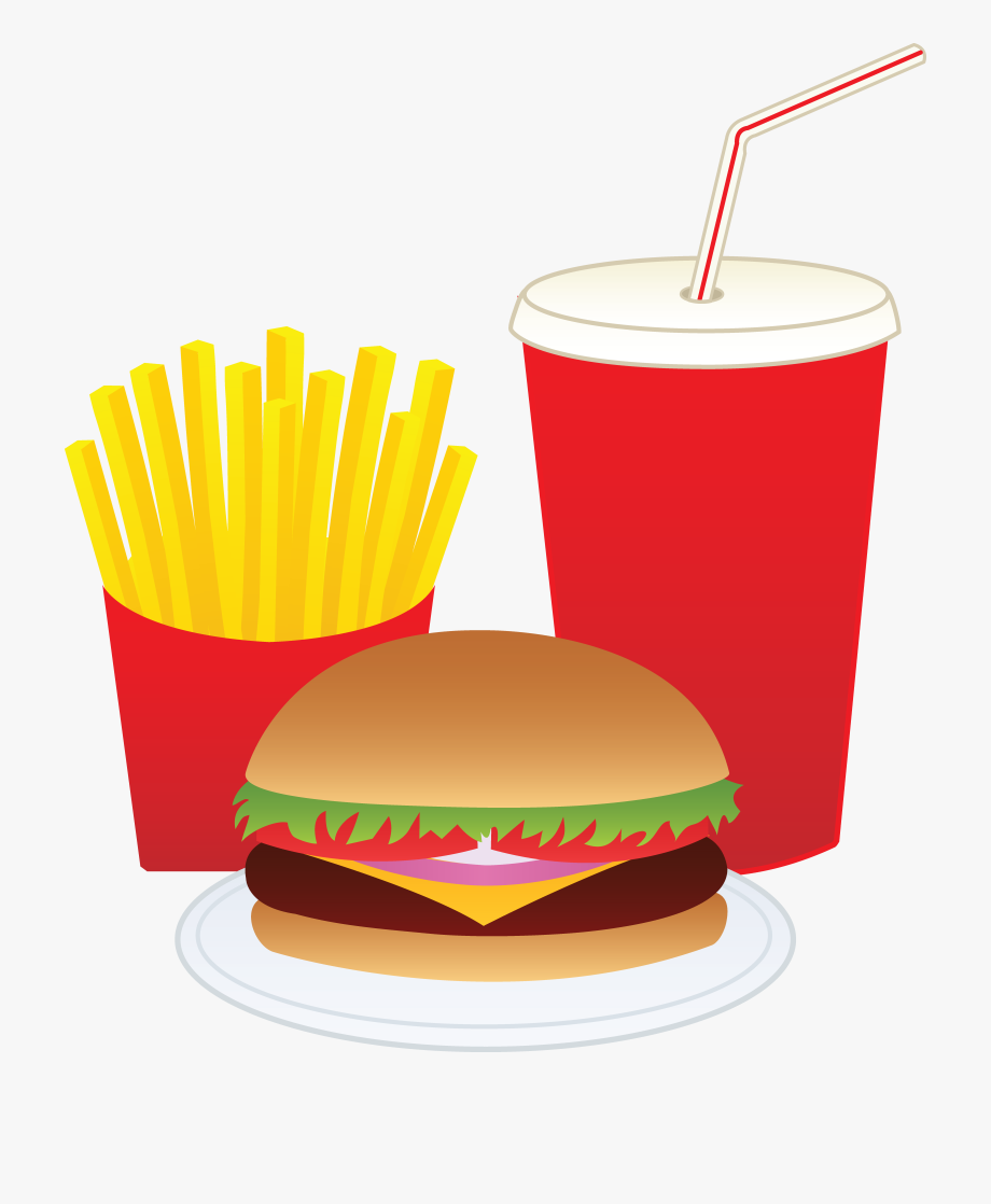 French fries in a. Mcdonalds clipart high resolution