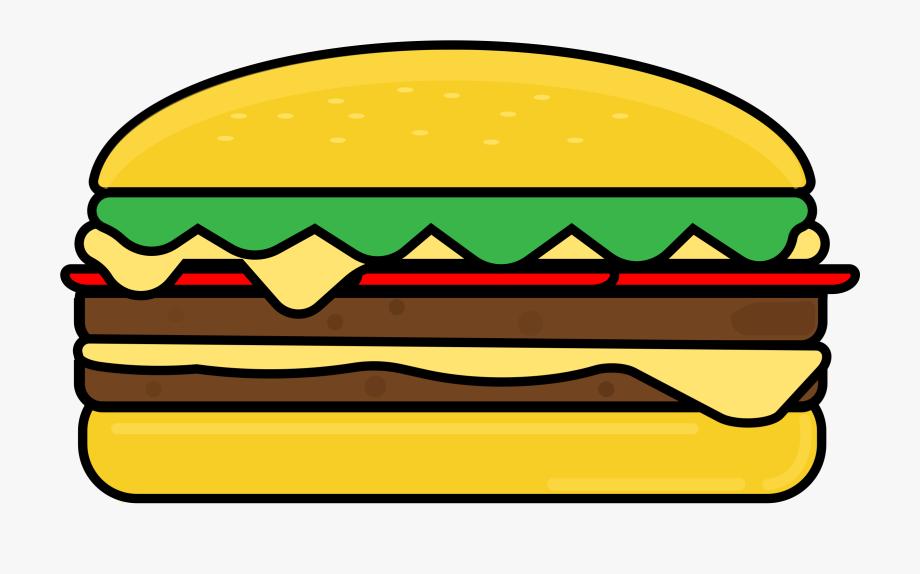 Burger clipart burger mcdonalds. Hamburger kfc mcdonald s