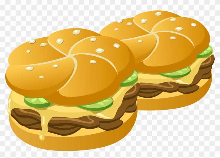 Burger clipart cartoon. Hamburger image clip art