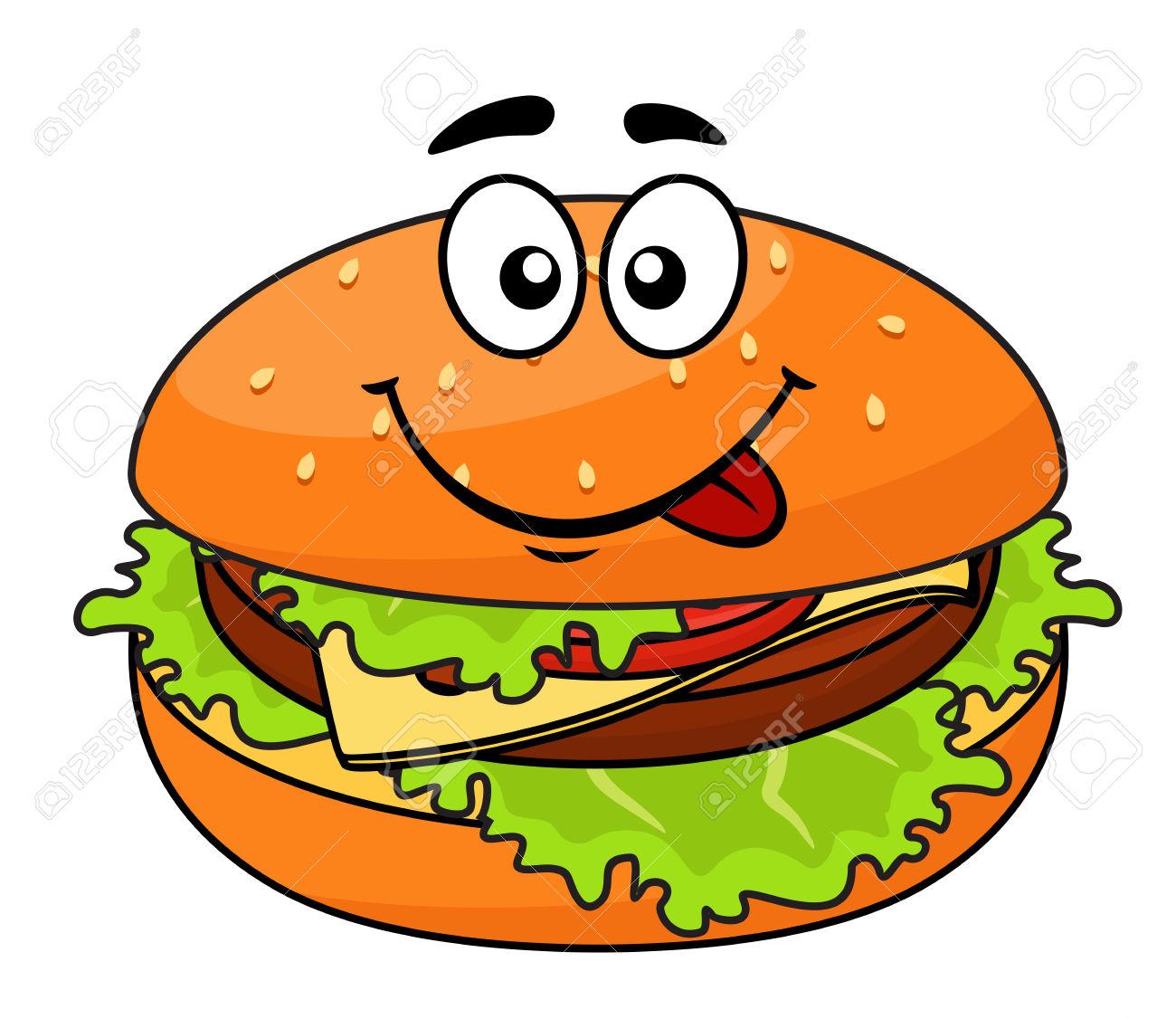 Burger free download best. Cheeseburger clipart cartoon