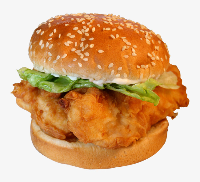 Burger clipart chicken burger. Free pull material sandwiches