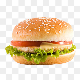 Png images vectors and. Cheeseburger clipart chicken burger