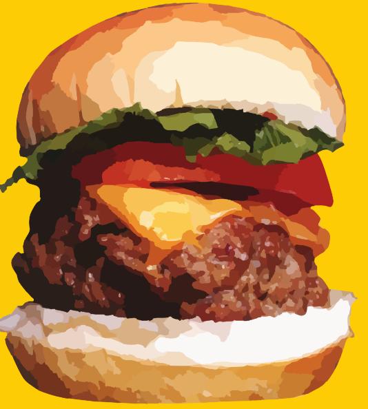 Burger clipart chicken patty. Clip art at clker