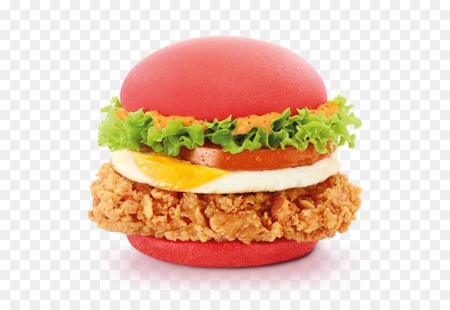 Hamburger sandwich fast food. Burger clipart chicken patty