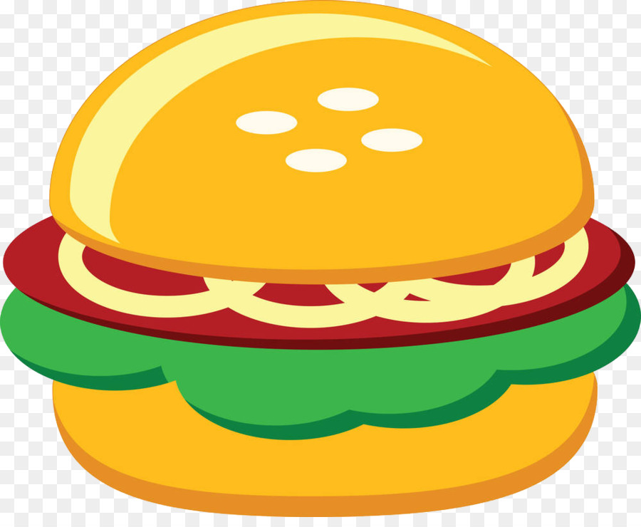 Burger clipart chicken patty. Hamburger fast food sandwich
