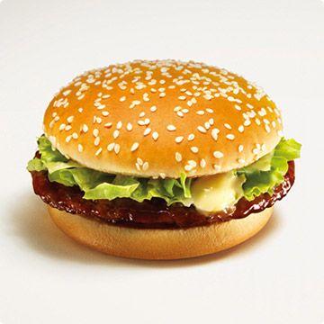 burger clipart chicken patty