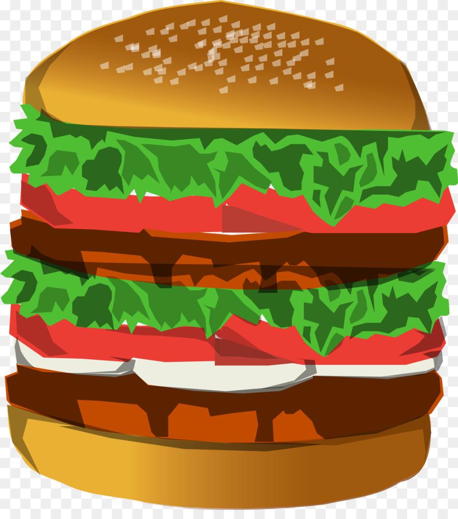 Hamburger veggie burger hot. Cheeseburger clipart steak sandwich