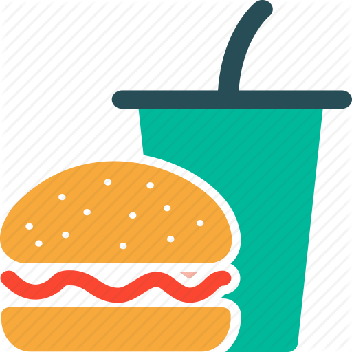 Burger clipart colored. Travel vol by creative