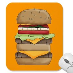 Burgers pinterest hamburgers lettuce. Burger clipart deconstructed