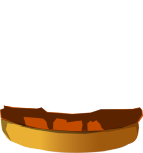 Burger clipart deconstructed. Clip art at clker