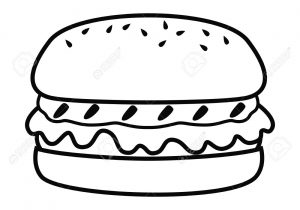 Burger clipart easy. Collection of cheeseburger free