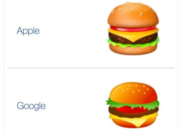 Google ceo will drop. Burger clipart emoji