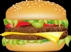 Burger clipart eye. My first the allen