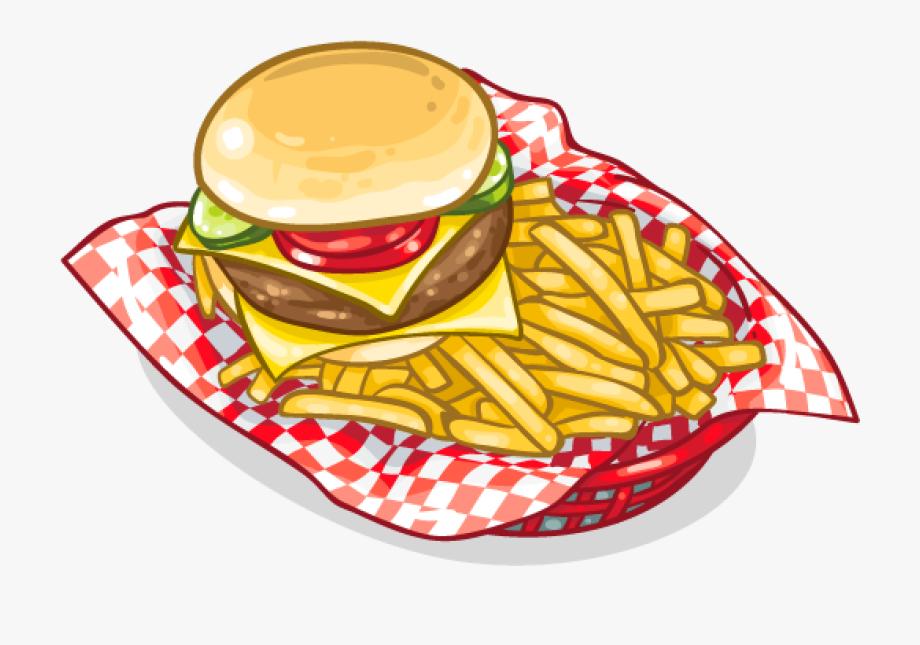 Scfrenchfries frenchfries fastfood hamburger. Burger clipart hambuger