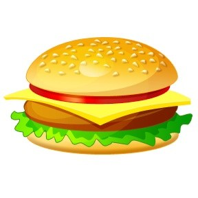 Best nyc burgers on. Burger clipart logo