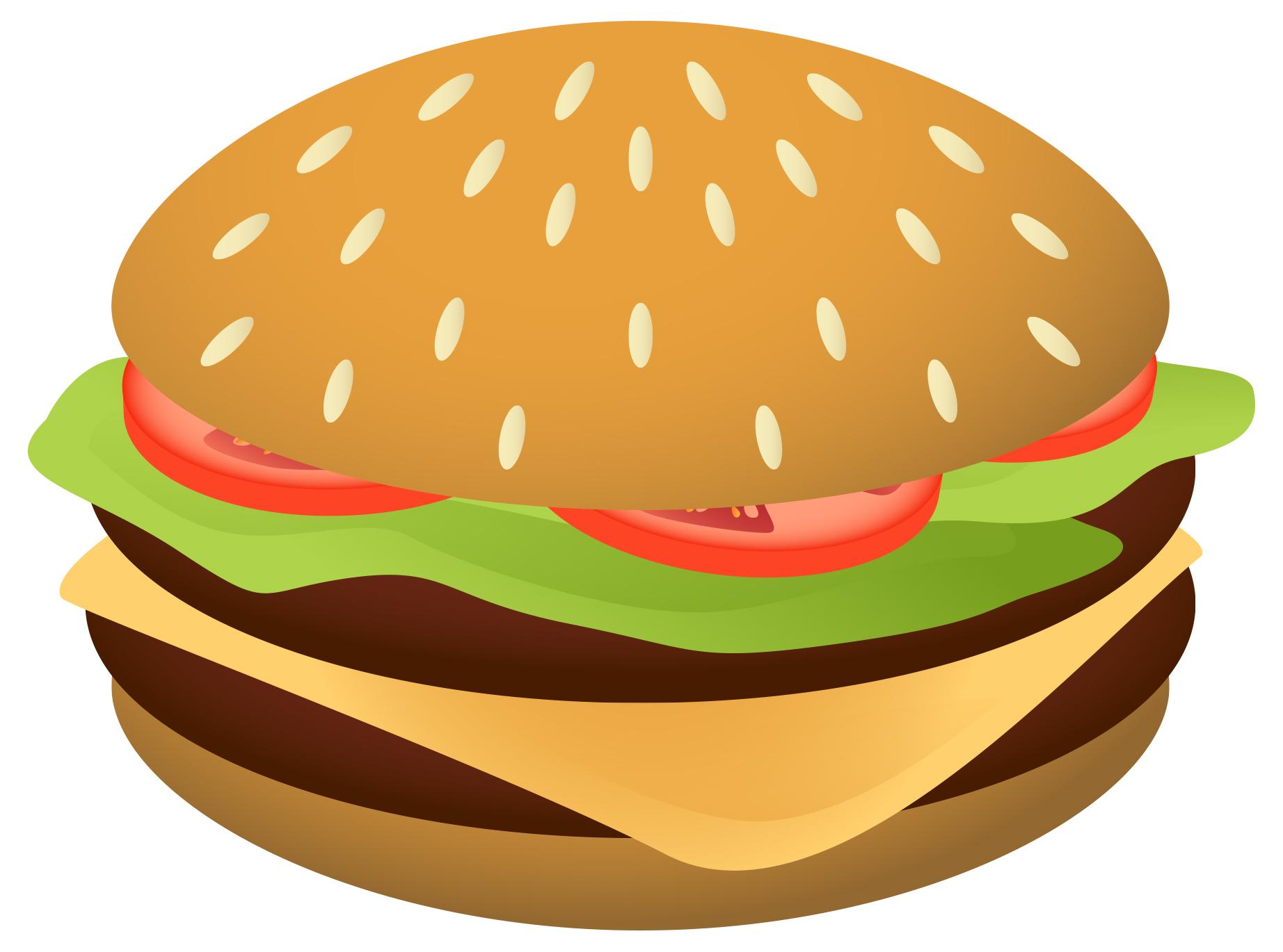 Burger clipart logo. Image clip art library
