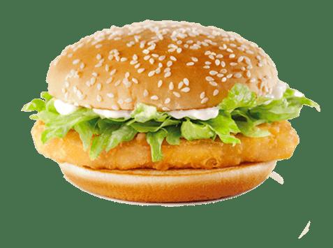 Fish png stickpng. Burger clipart transparent background