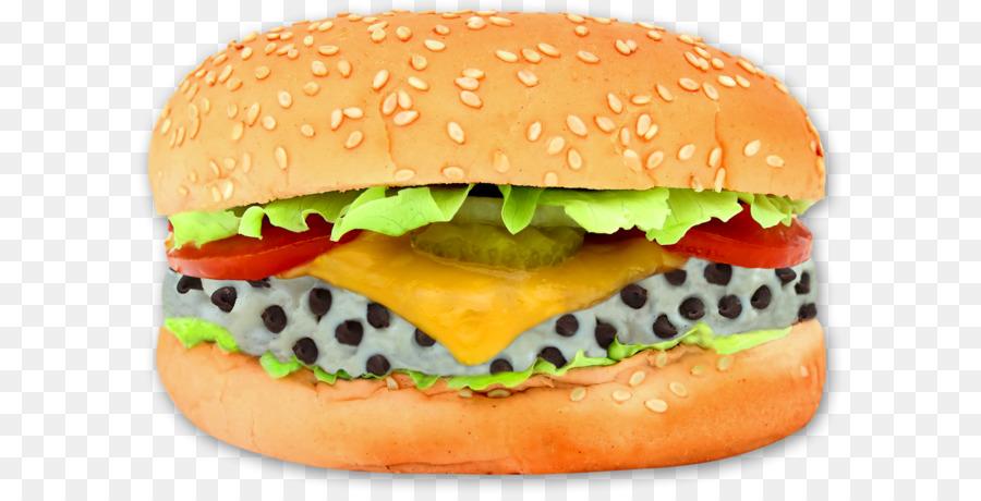 Hamburger cheeseburger veggie chicken. Burger clipart transparent background