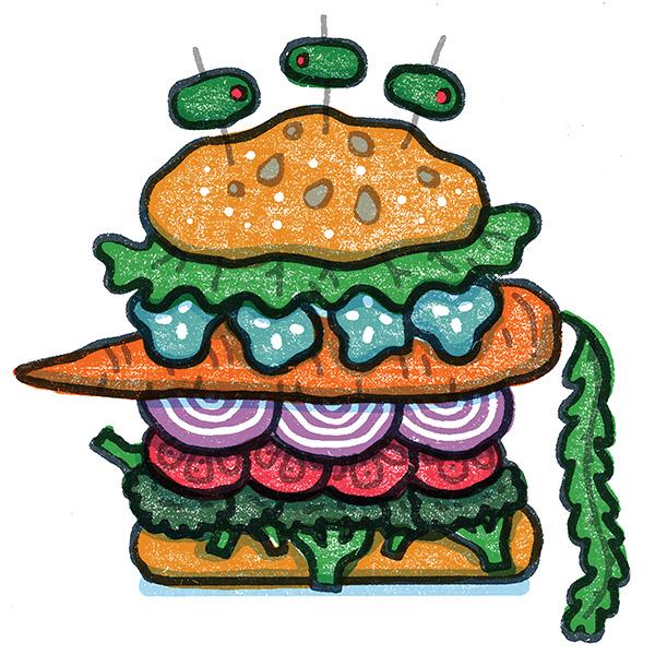 great burgers in. Burger clipart veggie burger