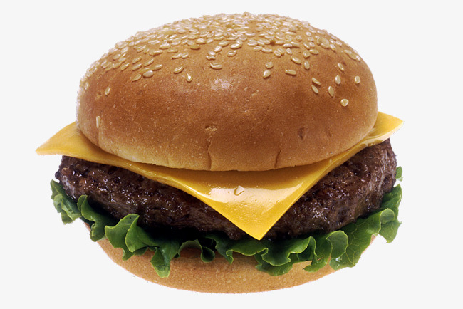 Beef sandwiches and hamburgers. Burger clipart veggie burger