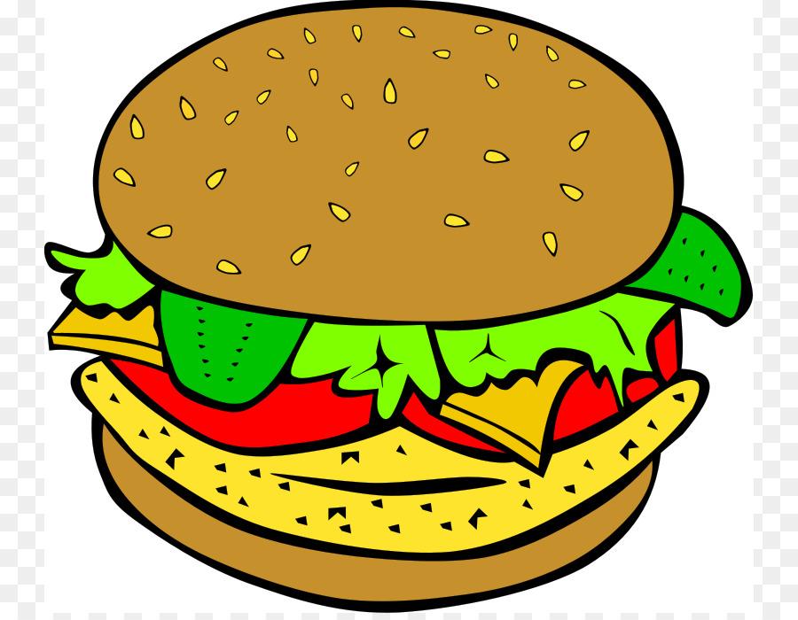Burger clipart veggie burger. Hamburger cheeseburger chicken sandwich