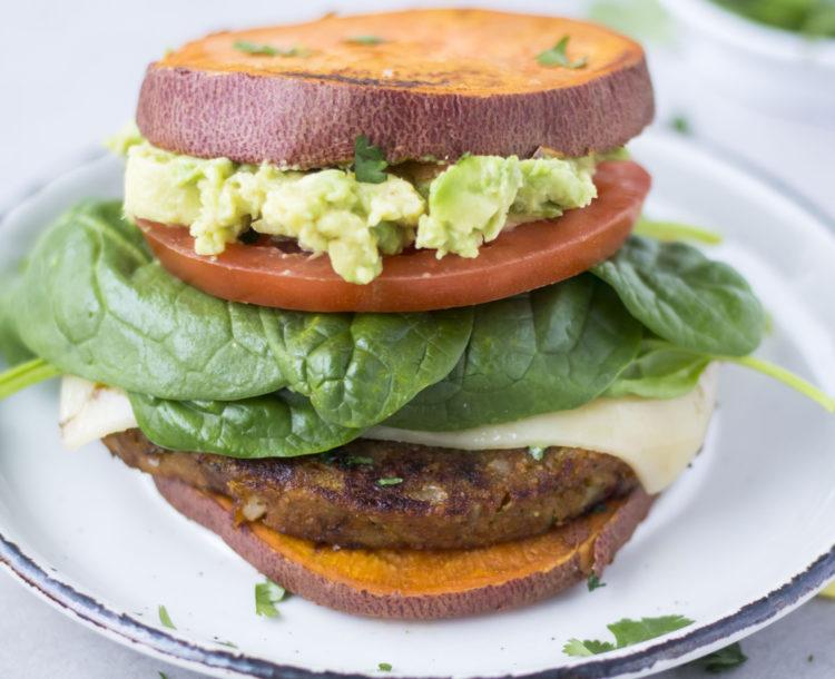 Burger clipart veggie burger. California burgers dr praeger