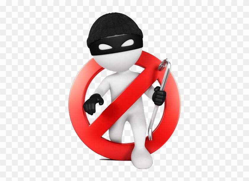 Download for free png. Burglar clipart burglar alarm
