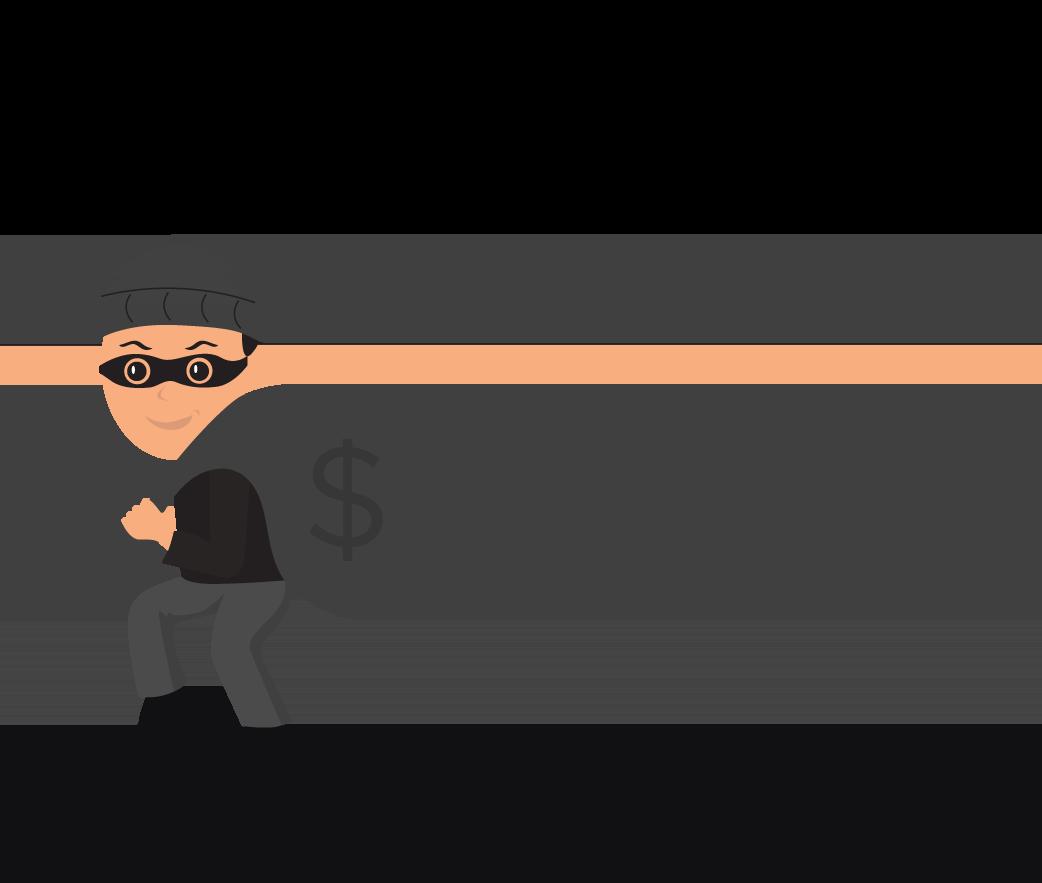 Burglar clipart burglary. Infographic biggest home security