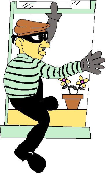 Burglar clipart burglary. Free cliparts download clip
