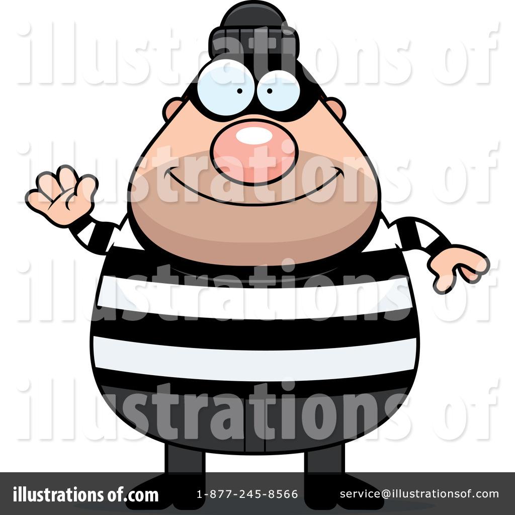 Burglar clipart burgler. Illustration by cory thoman