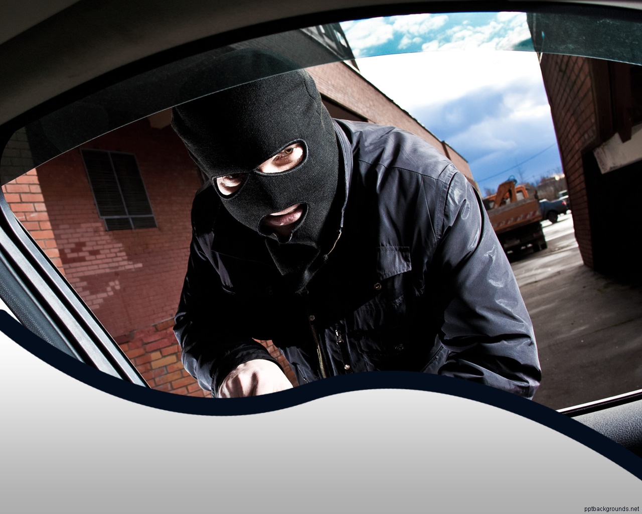 Free thief backgrounds for. Burglar clipart car