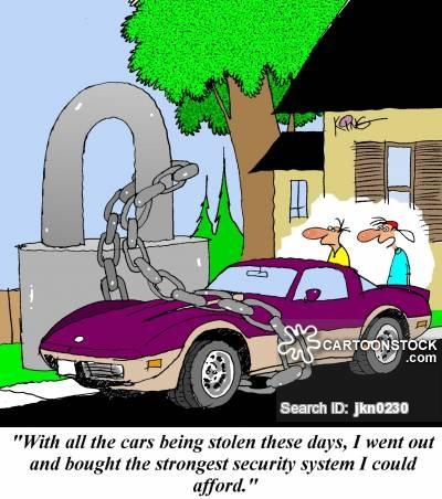 Burglar clipart car. Thief cartoons and comics