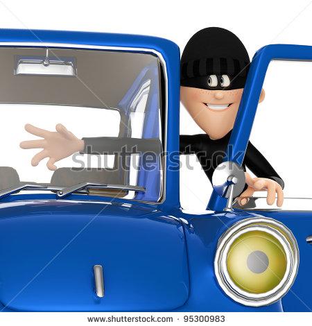 Burglar clipart car. Stolen vehicle
