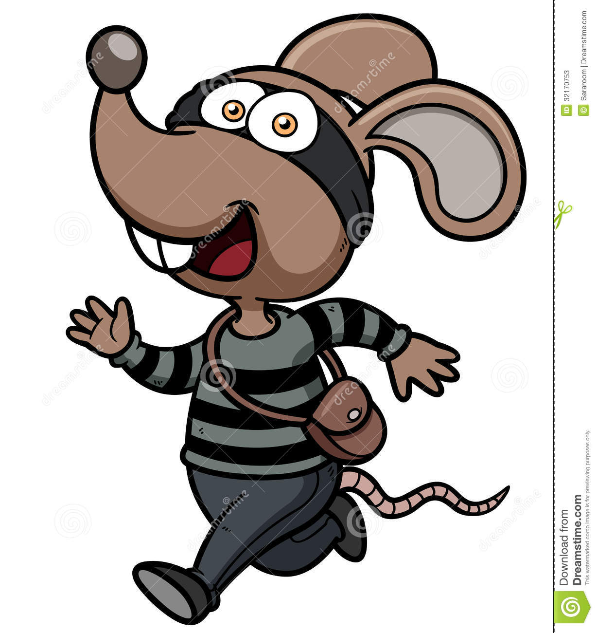 Burglar clipart cartoon.  collection of running