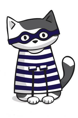 Burglar clipart cat burglar. Behind lawyer s office