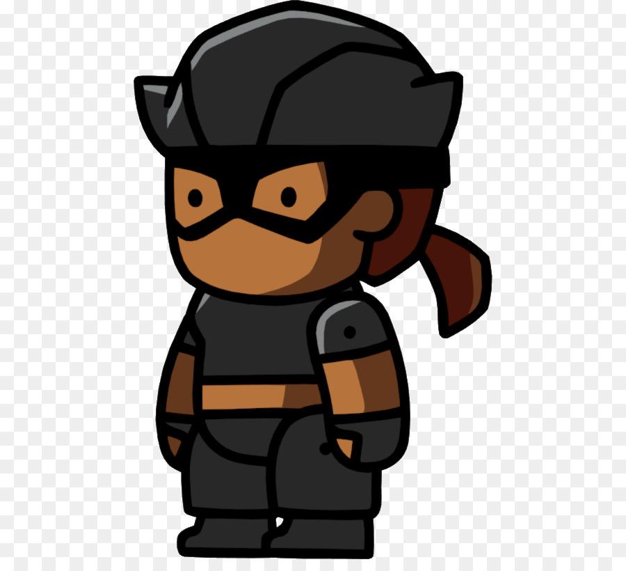 Burglar clipart character. Scribblenauts burglary clip art
