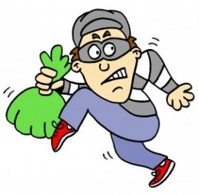 Thief cliparts zone . Burglar clipart clip art